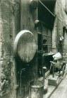 Comercio de chatarra, Eugene Atget, Paris 1912