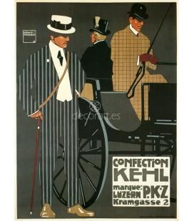 Confetion Kehl, Zurich, 1908