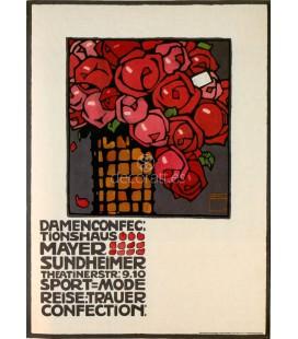 Damenconfec Alemania, 1909