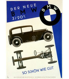 Der neue BMW, Alemania, 1933