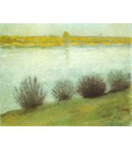 El Rhin cerca de Hersel