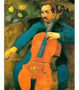 El violoncelista Upaupa Scheneklud