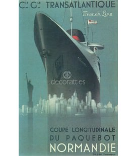 French ship Normandie