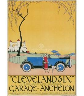 Garage - Anchelon, 1925