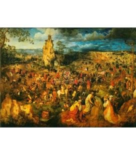 Jesucristo con la cruz a cuestas