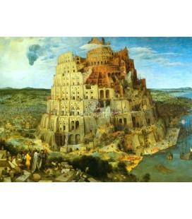 La construccion de la Torre de Babel
