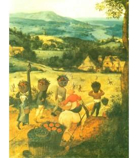 La cosecha del heno