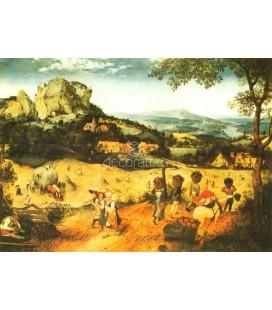 La cosecha del heno I