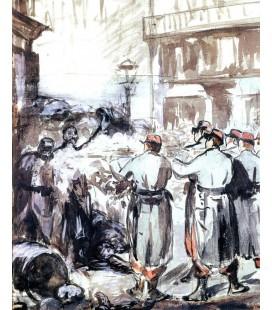 La guerra civil (La barricada)