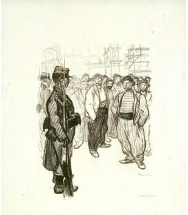 La huelga de los judios