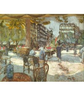 La Place de Saint Augustin