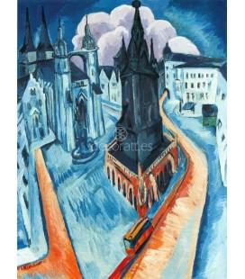 La torre de Halle