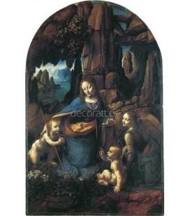 La Virgen de las Rocas. 1508