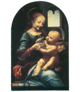 Madonna Benois. 1478