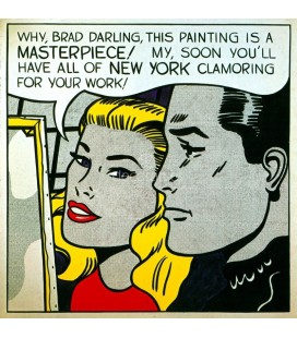Masterpiece, Roy Lichtenstein