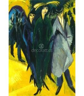 Mujeres en la calle