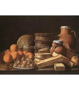 Naranjas y nueces