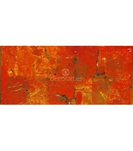 Red Painting, Robert Rauschemberg