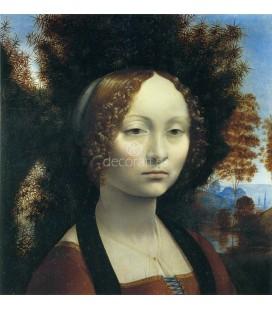 Retrato de Ginevra Benci