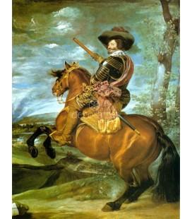 Retrato del Conde Duque de Olivares