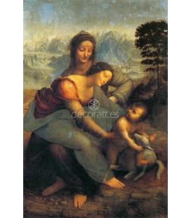 Santa Ana, la Virgen y el Niño. 1516