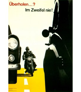 Uberholen, Im Zweifel nie, Zurich, 1960