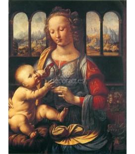 Virgen del Clavel. 1475