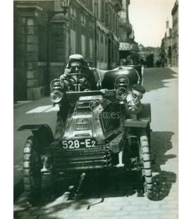 Zissou y yo en las carreras, Jaques Henri Lartigue, Paris, 1903