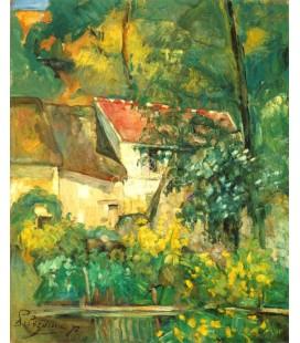 La casa de Pere Lacroi/ en Auvers
