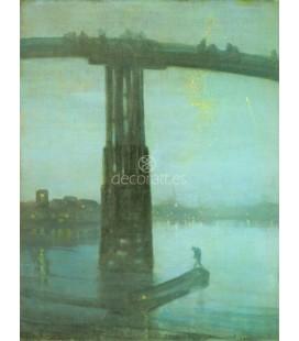 Le vieu/ pont de Battersea