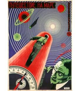 Un viaje a Marte, 1926