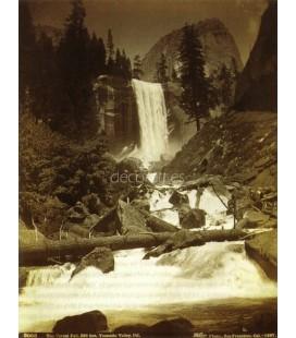 Yosemite Valley. Thomas House worth & CO. 1874