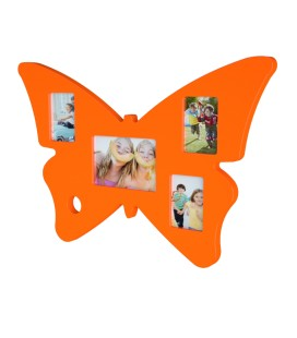 Marco multifoto Mariposa