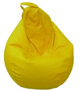 Puff Pera amarillo