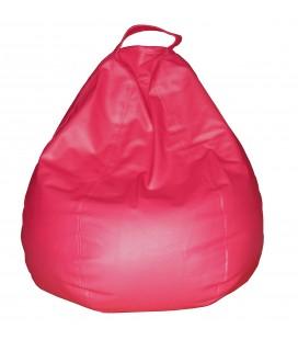 Puff pera rosa