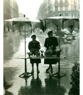 1 de Mayo, Place de Alesia, Paris, 1950