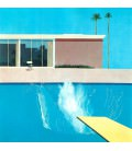 A Bigger Splash, David Hockney