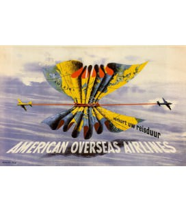 American Overseas Airlines, 1907 copiar