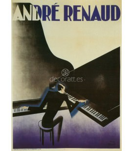 AndréRenad, Paris, 1929