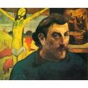 Autorretrato con Cristo amarillo