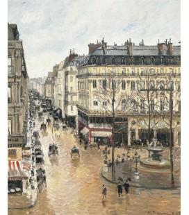 Avenue de l'Opera, Paris