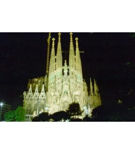 Barcelona Iglesia Sagrada Familia