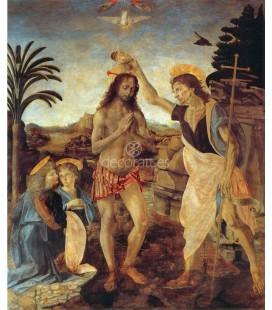 Bautismo de Cristo. 1475