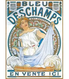 Bleu Deschamps