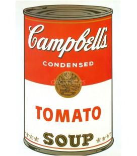 Bote de sopa Campbell I, 1968