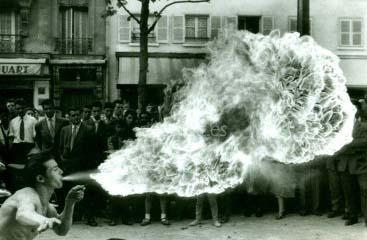 Boulebard de Rochechouart, Paris, 1959
