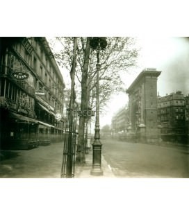 Boulevard Saint Denis, Paris 1926