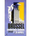 Brussel Internationale Jaarbeurs, Belgica, 1937