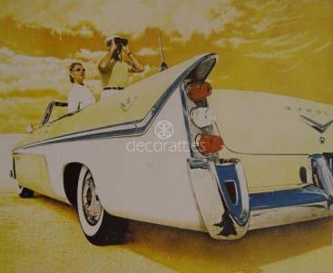 Cadillac en el desierto