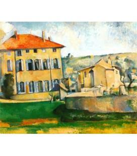 Casa y granja de Jas de Bouffan